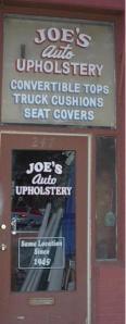 Joe's since 1945