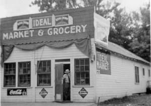 315 N. Loomis, Ideal Market
