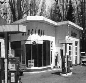 This gas station still stands in Fort Collins. Can you guess what it is now?