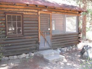 """Hopi"" cabin"