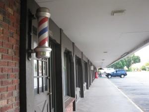 Last barber pole?
