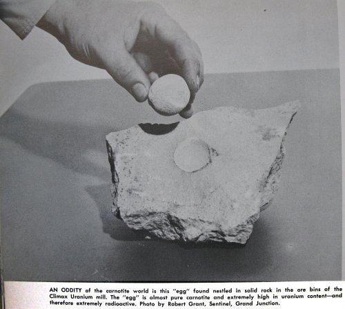 uranium egg
