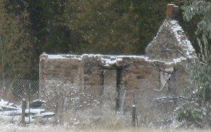 Strauss Cabin Ruins